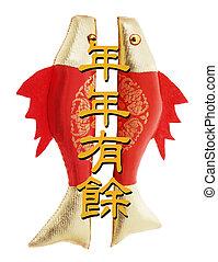 Chinese Carp Charm