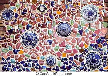 chinese ceramic background