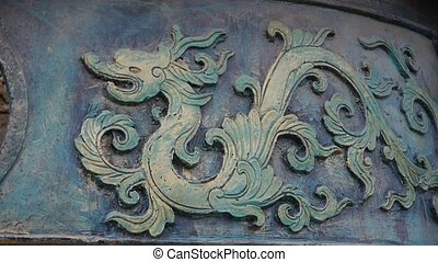 Chinese classical historical bronze