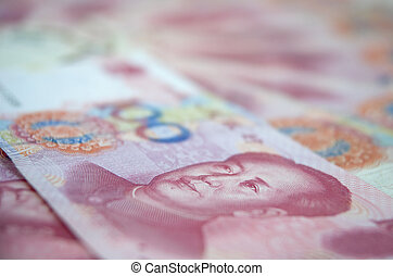 Chinese currency - Chinese 100 yuan note
