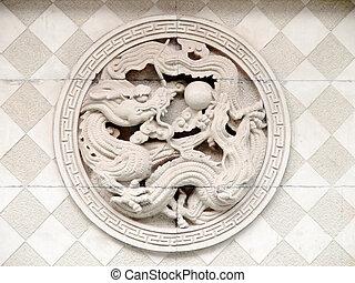 Dragon Granite Stone