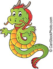 Chinese dragon topic image 1
