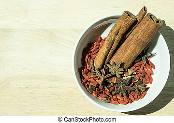 Chinese Dried Herbs
