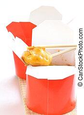 Chinese dumplings - dim sum