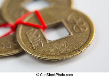 feng shui lucky coins