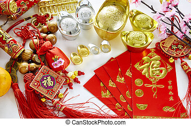 decoration of chinese new year