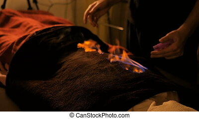 Chinese fire massage and therapy - Chinese fire massage -...