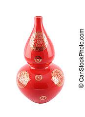 chinese gourd vase