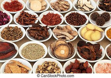 Chinese Herbal Medicine - Chinese herbal medicine selection...