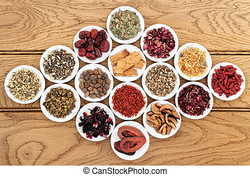 Chinese Herbal Medicine - Chinese herbal medicine selection...