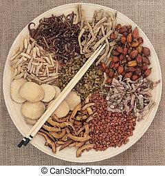 Chinese Herbal Mediicne - Traditional chinese herbal...
