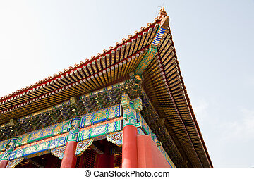 chinese historic architecture