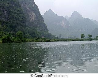 Chinese Lake