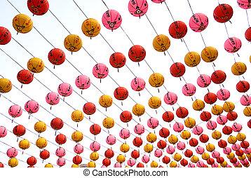 Chinese Lantern (Day)