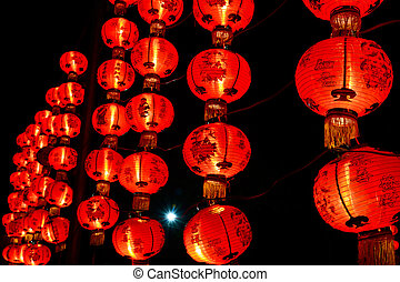 chinese lanterns for chinese new year