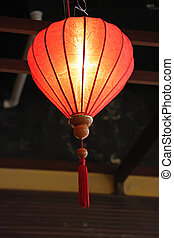 Chinese lanterns - Traditional chinese lanterns festive...