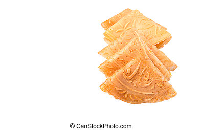 Chinese Love Letter Biscuit