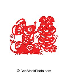 Chinese Lunar Year of the Mouse