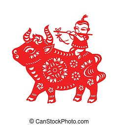 Chinese Lunar Year of the Ox