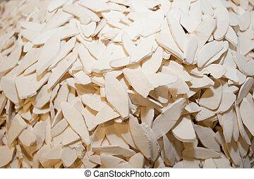 Chinese medicine raw materials, yam slices