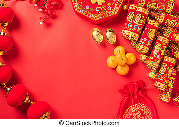 Chinese new year 2021 festival