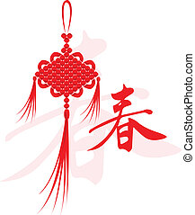 Chinese New Year greetings.