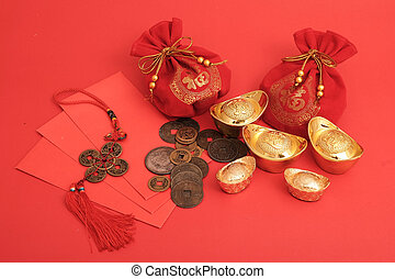 Chinese new year concept.