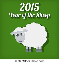 Chinese New Year of the Sheep 2015.