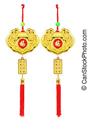 Chinese New Year Ornaments