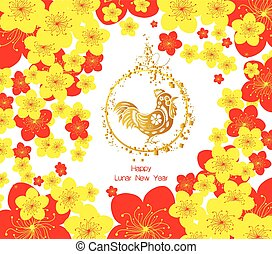 chinese new year template backgroun