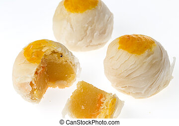 Chinese pastry for dessert