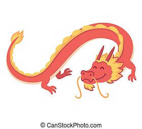 Chinese Red Dragon