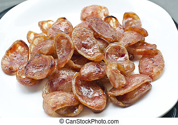 Chinese sausage - Chinese Sausages Asian