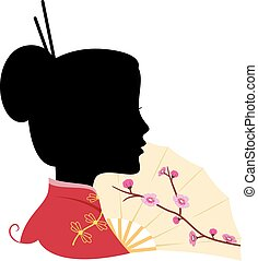 Chinese Silhouette
