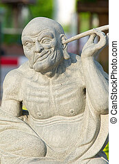 Chinese statues sculpture