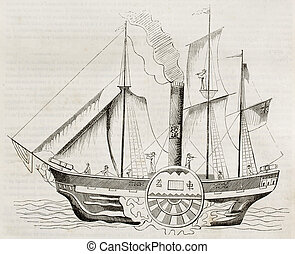Chinese steamer