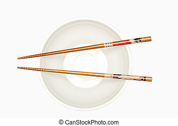 Chinese sticks - An image of chinese sticks