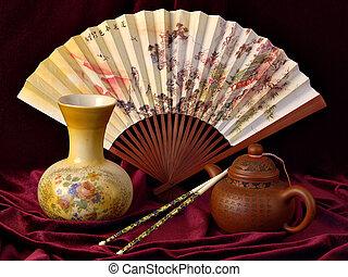 Chinese Still Life - 1