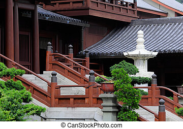 Chinese style architecture