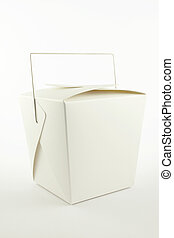 Chinese Take-Out Container - Chinese take-out food container...