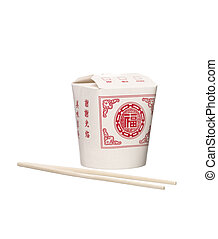 Chinese Takeout food container