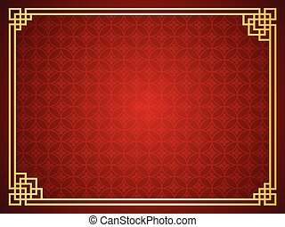 Chinese Template - Chinese traditional Template on Seamless...