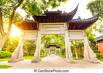 Chinese traditional architecture