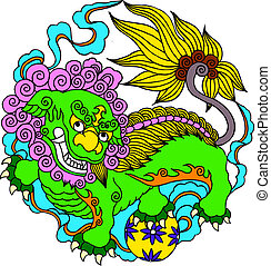Chinese traditional auspicious designs
