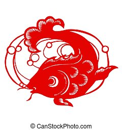 Chinese Zodiac of fish - Chinese traditional culture?...