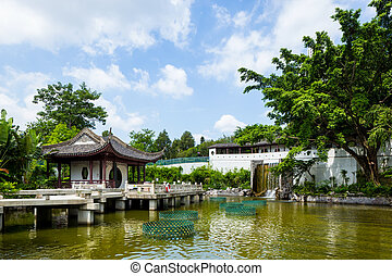 Chinese traditional garden