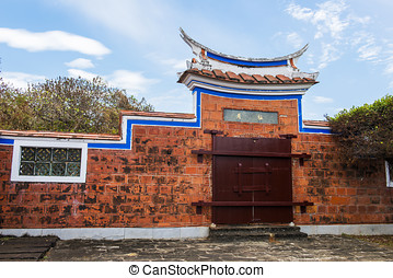 Chinese traditional old building