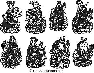 chinese traditional papercut