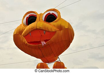 Chinese Year of the Snake balloon
