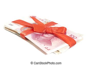 Chinese Yuan Money Gift